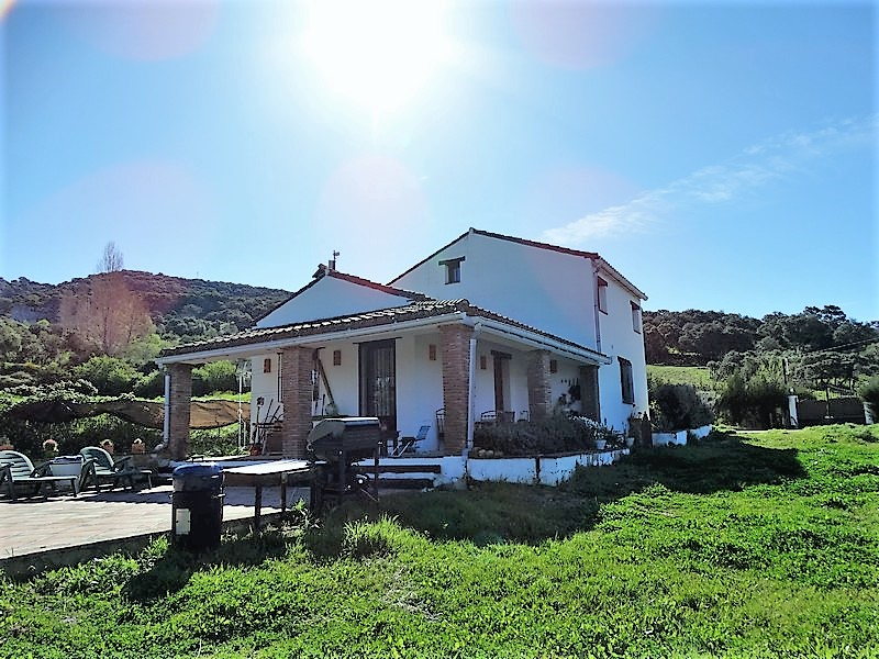 country property Gaucin