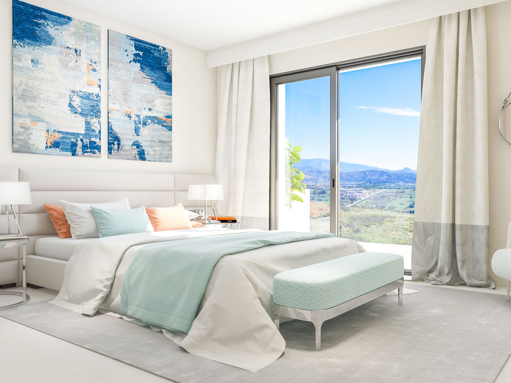 Apartments penthouses casares for sale bed