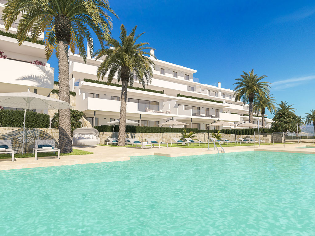 Apartments penthouses casares for sale Exterior