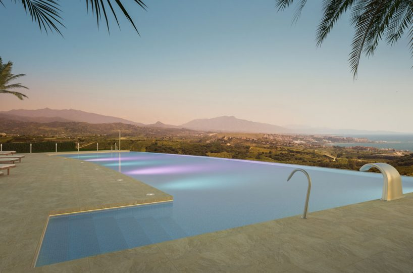 Casares Coast Luxury development for sale