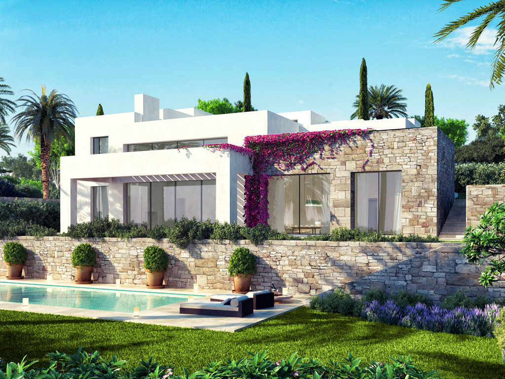 Casares Cortesin Villas for sale