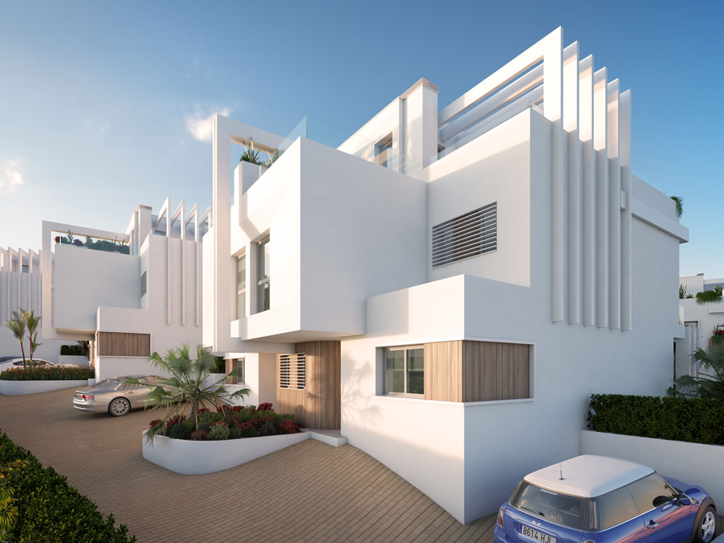Front Casares new developments for sale