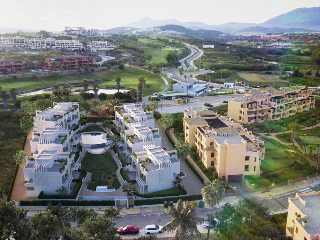 above Casares new developments for sale