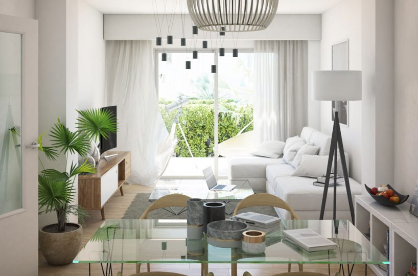 interior Casares new developments for sale