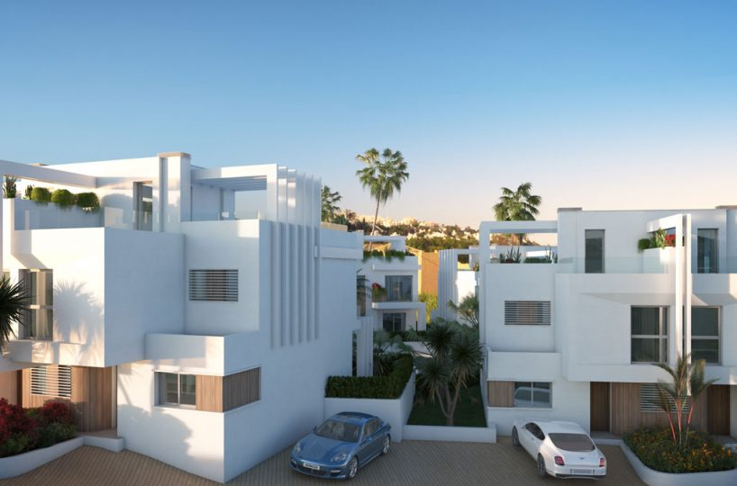 brand new Casares new developments for sale