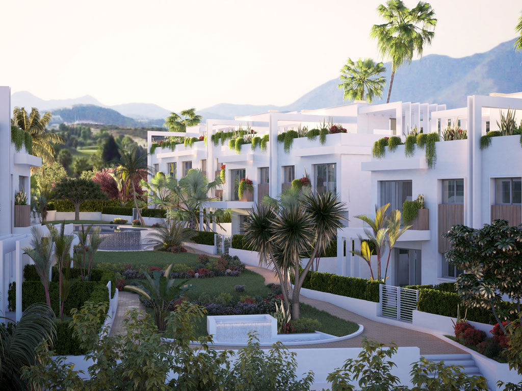 row Casares new developments for sale