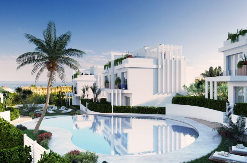 luxury Casares new developments for sale