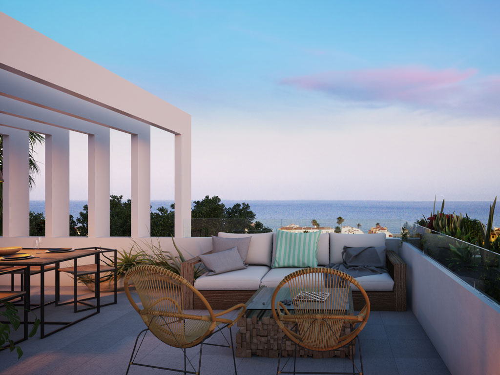 dusk Casares new developments for sale