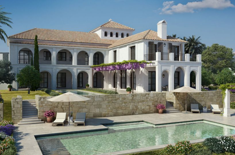 casares costa luxury golf villas