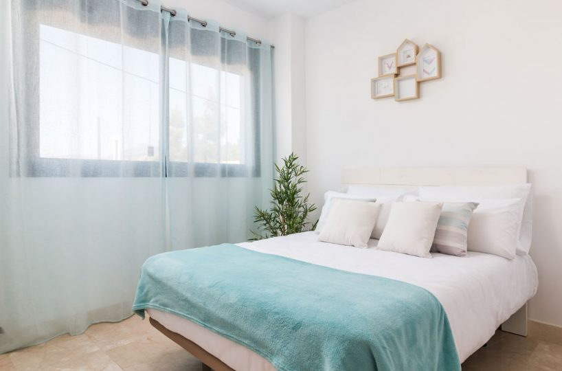 bed new build property Casares