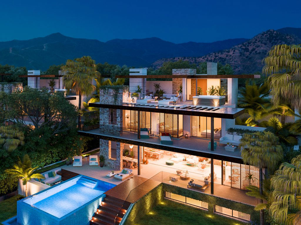 Benahavis villas for sale
