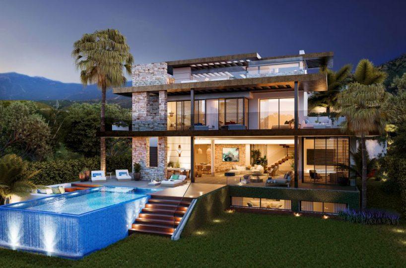 Benahavis villas for sale