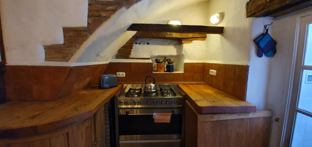 Gaucin property for sale: kitchen