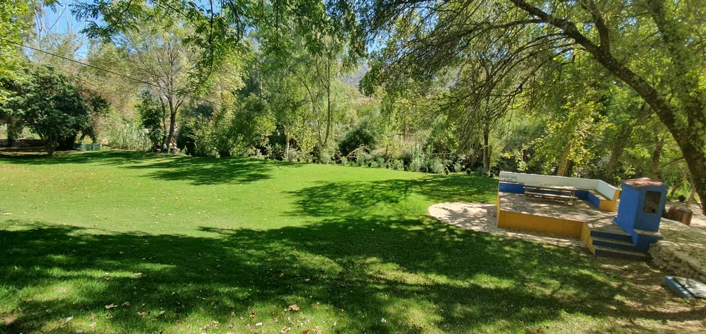 camp site serrania de ronda garden