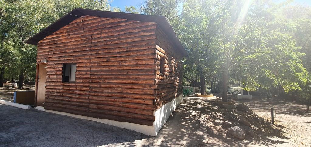 bungalows camp site serrania de ronda