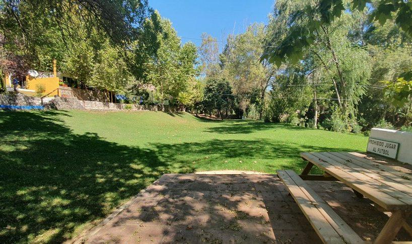 bandstand camp site serrania de ronda