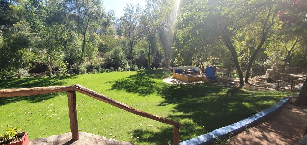 camp site serrania de ronda lawn