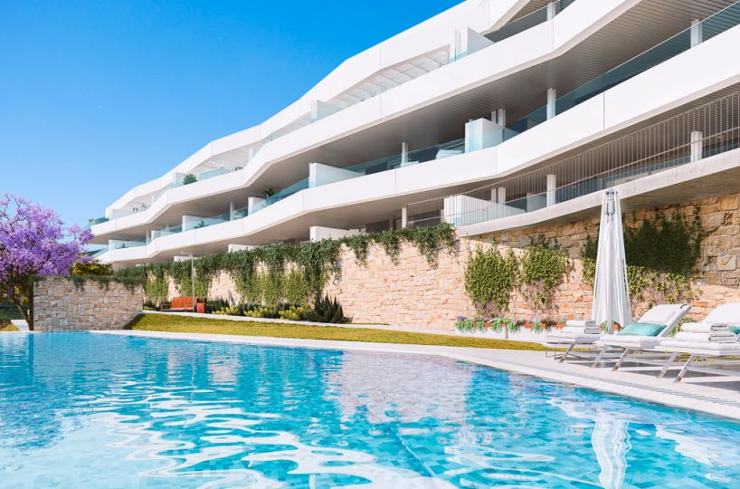 Apartments for sale Estepona properties
