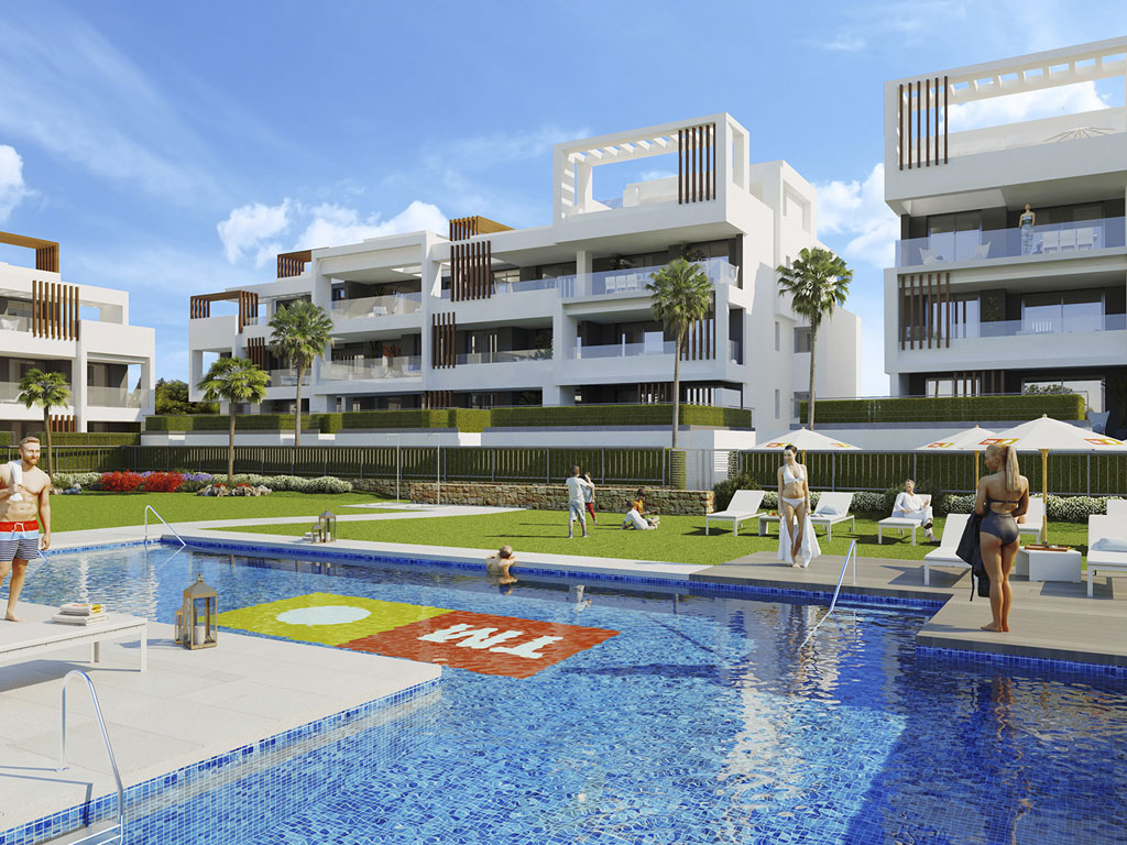 Development property estepona