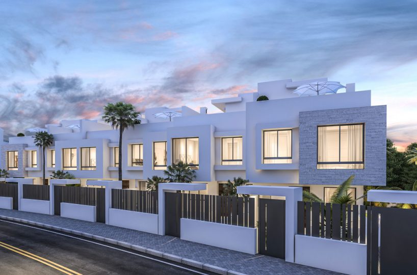 Estepona Beachfront property