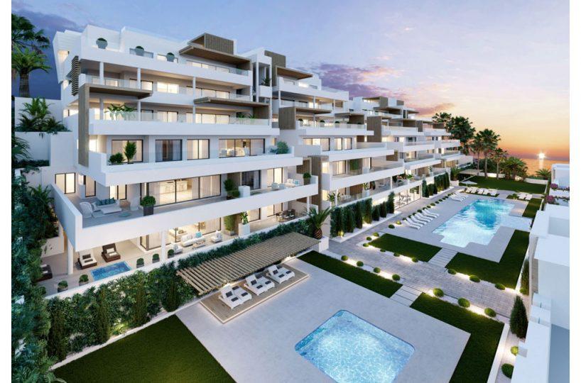 Estepona apartments for sale