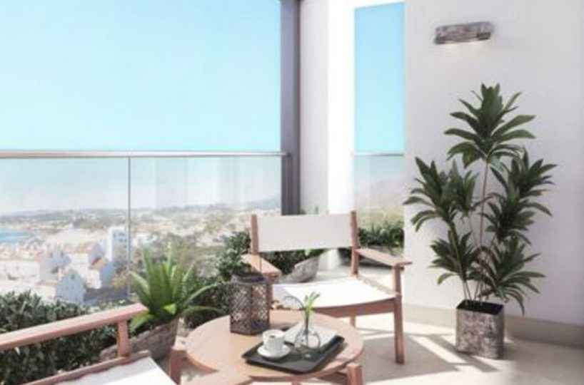 New apartments for sale estepona