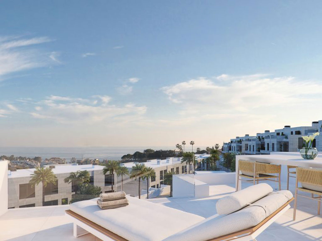 Town houses for sale estepona