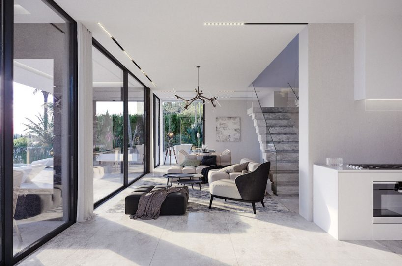 Villas for sale estepona