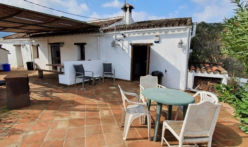 country property for sale Cortes Ronda