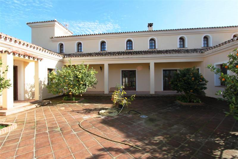 country property for sale Casares