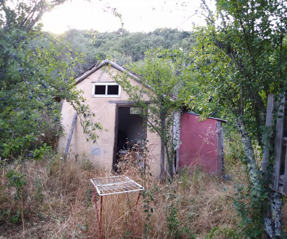 country property for sale Ronda area CF1